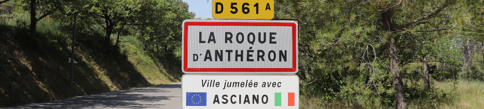 How to get to La Roque d'Anthéron ?
